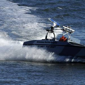 US Navy Awards Unmanned Surface Vehicle Prototype Contract
