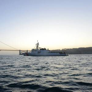 Coast Guard Cutter Returns Home After Crew Tests Positive for COVID-19