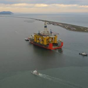 US Moves to Loosen Safety Rules for Arctic Offshore Drilling