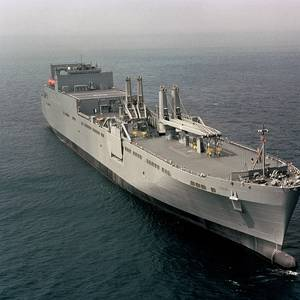 Philly Shipyard Wins USNS Charlton Repair Contract