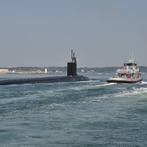 US Navy Engineer, Wife Charged with Selling Submarine Secrets