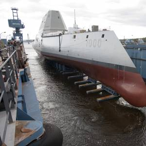 Worker at Bath Iron Works Test Positive for COVID-19