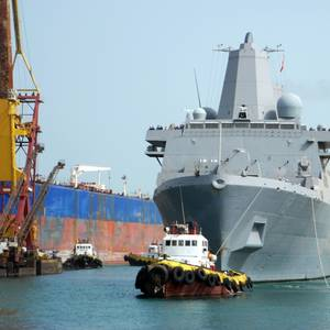 US Navy Pays Contractors $600 Mln That Had Been Withheld