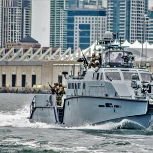 US Approves $600 Mln Patrol Boat Sale to Ukraine