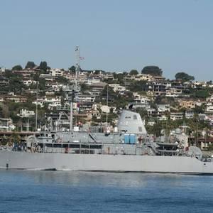 US Navy Decommissions USS Champion