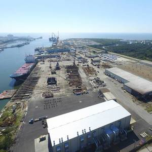 Merchent Named CEO of VT Halter Marine