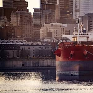 Montreal Dockworkers Stage Partial Strike