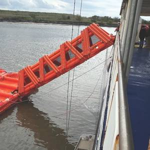 It's Time to Upgrade to a Marine Evacuation System