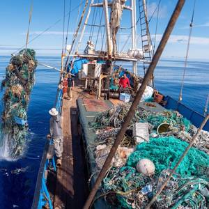 OVI: 103 Tons of Garbage Removed From North Pacific Gyre