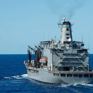 Vigor to Overhaul USNS Guadalupe