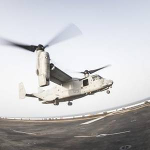 U.S. Amphibious Group Patrolling Arabian Sea