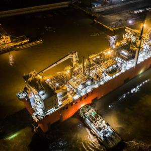 First Commercial Cargo Loaded from Tango FLNG