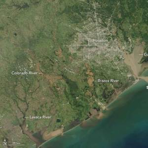 How Does River Outflow Impact Coastal Sea Level?