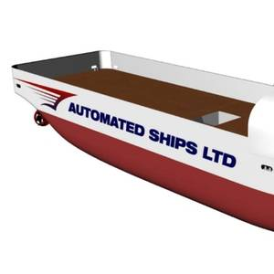 BOURBON to Support World's First Autonomous OSV Project