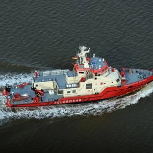 SCHOTTEL to Equip Fireboat Pair