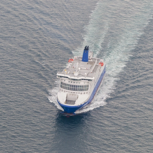 DFDS Seeks EU Support to Build Ferry Powered by Hydrogen Fuel Cells