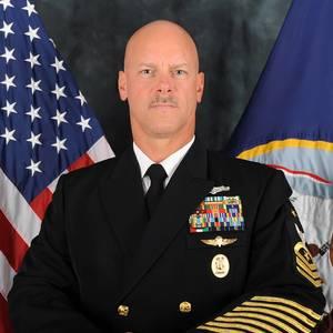 'Old Tar' Designation Passed to Master Chief David B. Carter