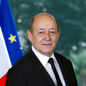 "France, Germany, Britain Working on Maritime ""Observation"" Mission in Gulf: Le Drian"