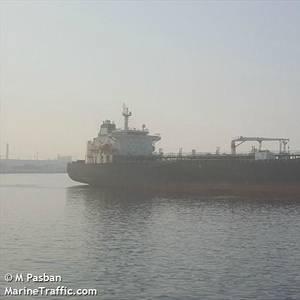 Iranian Fuel Tanker Moors at Venezuela's El Palito Refinery