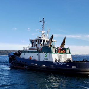 Foss to Operate Autonomous Harbor Tug