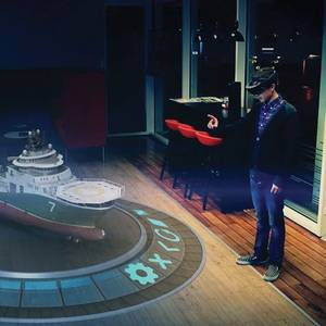 Maritime's Amazing World of Mixed Reality