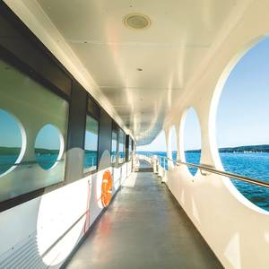 How is COVID-19 Influencing Passenger Vessel Design?