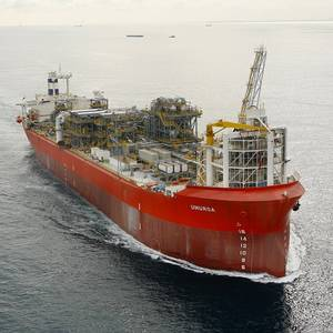 BW Offshore's FPSO Stuck in New Zealand