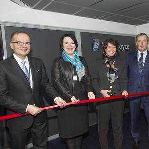 Autonomous Ship Research Center Opened in Finland
