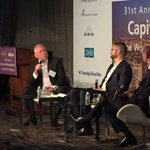 Shipping Must Embrace Digital Technologies -Marine Money Panel