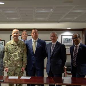 Army Corps and Dredging Industry Sign MOU to Improve Safety Culture