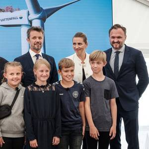 Scandinavia's Largest Offshore Wind Farm Opens