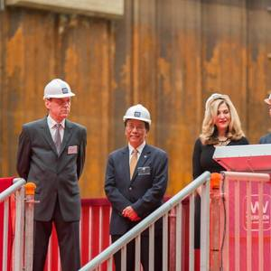 MV Werften Begins Building Crystal's New Cruise Ships