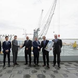 Port Esbjerg Expands Capacity with Liebherr