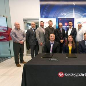 Haisla Nation, Seaspan ink LNG Canada Tug Deal
