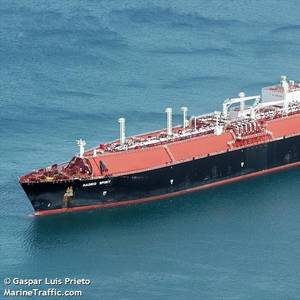 LNG Carrier to Deliver Gas to US with European Stockpiles Near Full