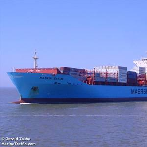 Containership Captain Medevaced in the Caribbean
