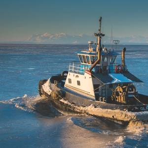 Foss Maritime: Hard at Work in the Arctic