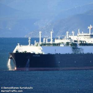 First Tanker Moves to Cameron LNG Plant since Hurricane Delta