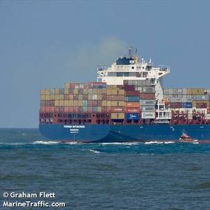 Kidnapped Containership Captain Freed