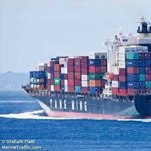 Cargo Ship Loses 83 Containers off Australia