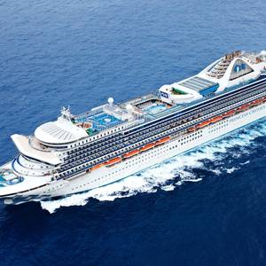 California Holds Cruise Ship Offshore for Coronavirus Screening