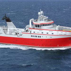 Greenland Research Vessel Picks MAN Hybrid Propulsion