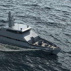 MAN to Supply Propulsion Packages for Israeli-built Patrol Boats