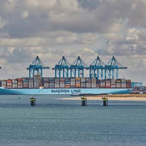 Maersk: Container Outlook Uncertain