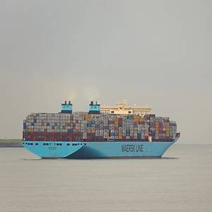 Maersk Says Q2 Demand Beat Expectations