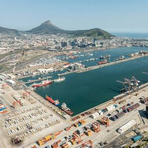 Cape Town Ships Cleared After Negative COVID-19 Tests