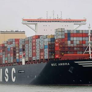 A Record 45 Ultra-large Containerships Were Ordered in March