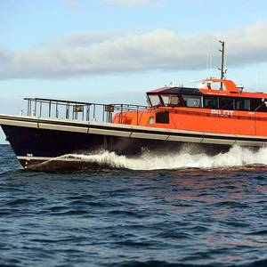 Dongara Delivers Fremantle Pilot Boat