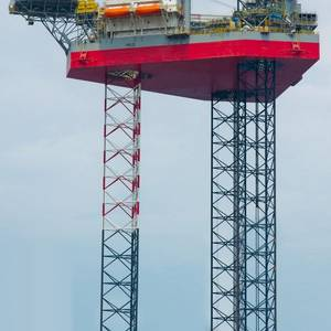 Keppel Delivers New Jack-Up Drilling Rig to Borr Drilling
