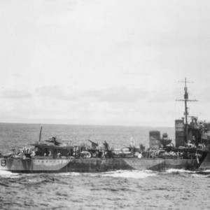 Australia Searching for Lost WWII Destroyer